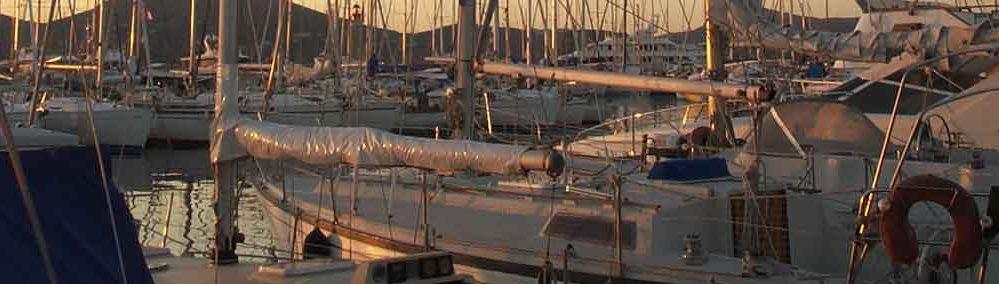 Charter a Yacht in Barcelona
