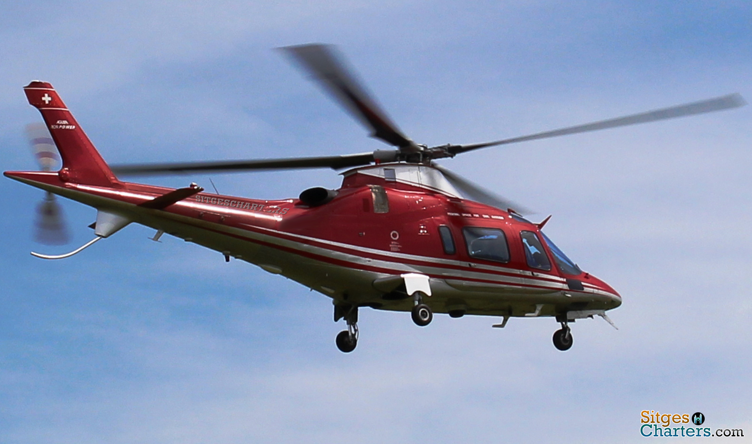 Charter Helicopter Sitges Barcelona
